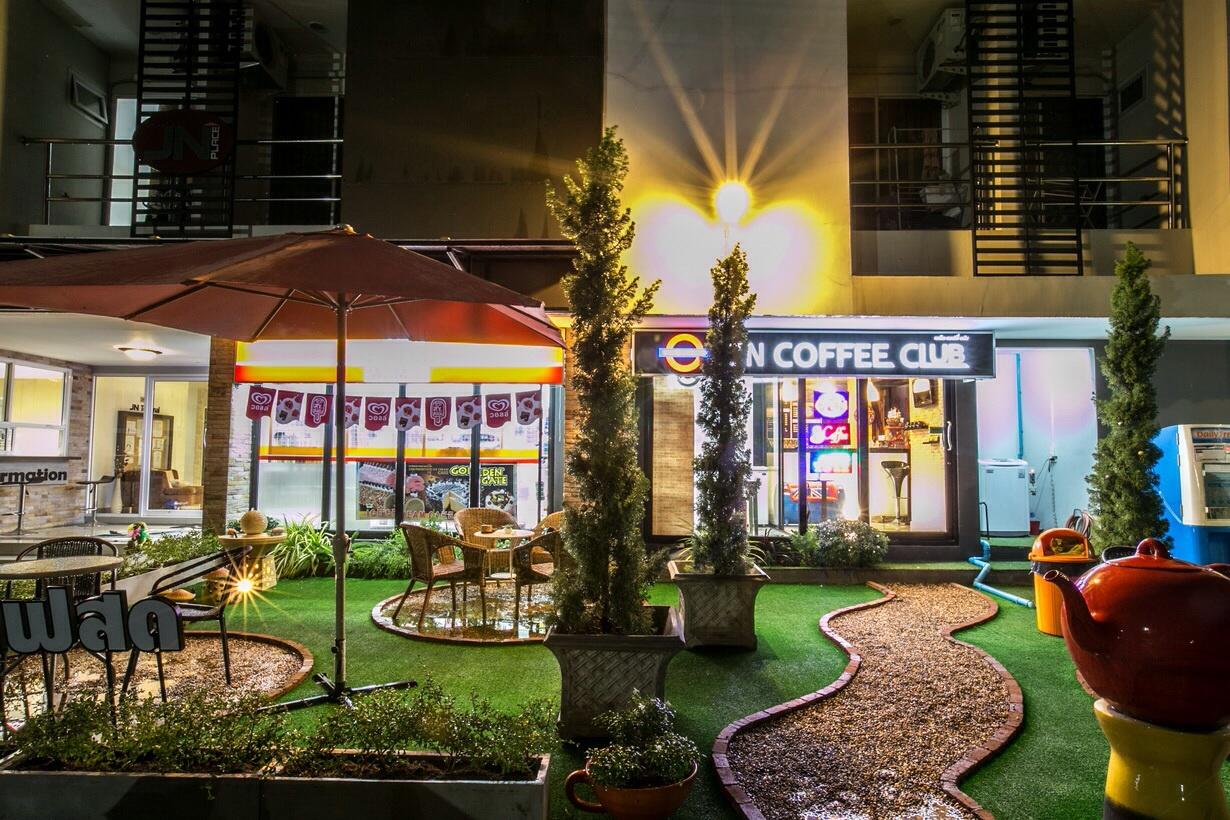 JN Place Rangsit รายวัน/รายเดือน
