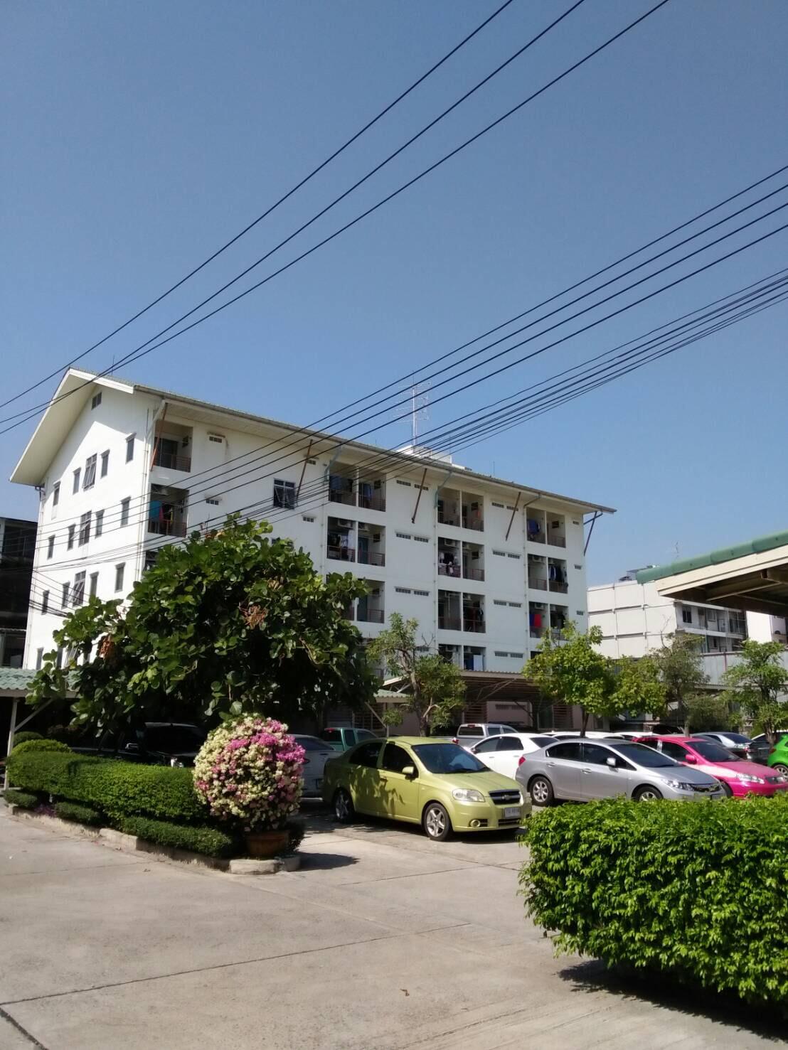 สุขสบายอพาร์ทเมนท์ นนทบุรี