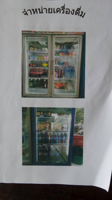 ณัฐกาญจน์เพลส รายวันเพียง 380 บ. ฟรีWifi ถูกที่สุดย่านตลาดไท