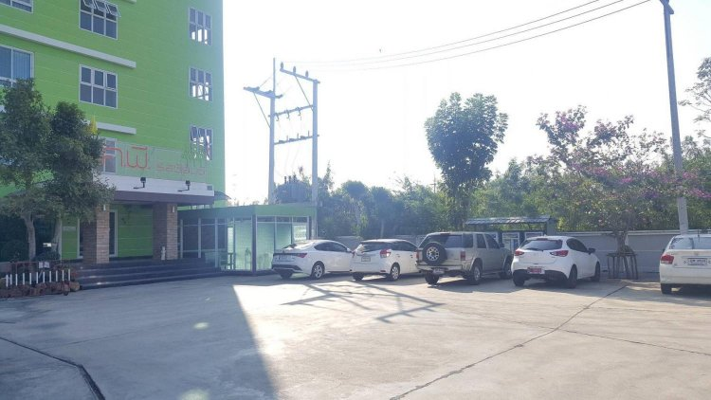 KP Resident ตรงข้าม ม.เกษตรฯ กำแพงแสน
