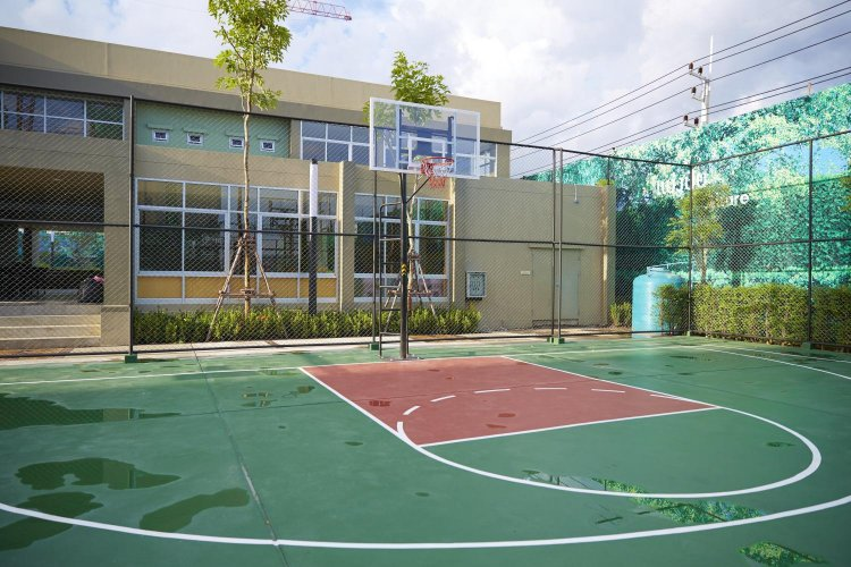 อาคาร E5 ชั้น 5-6 คอนโดลุมพินี ทาวน์ชิป รังสิต-คลอง 1