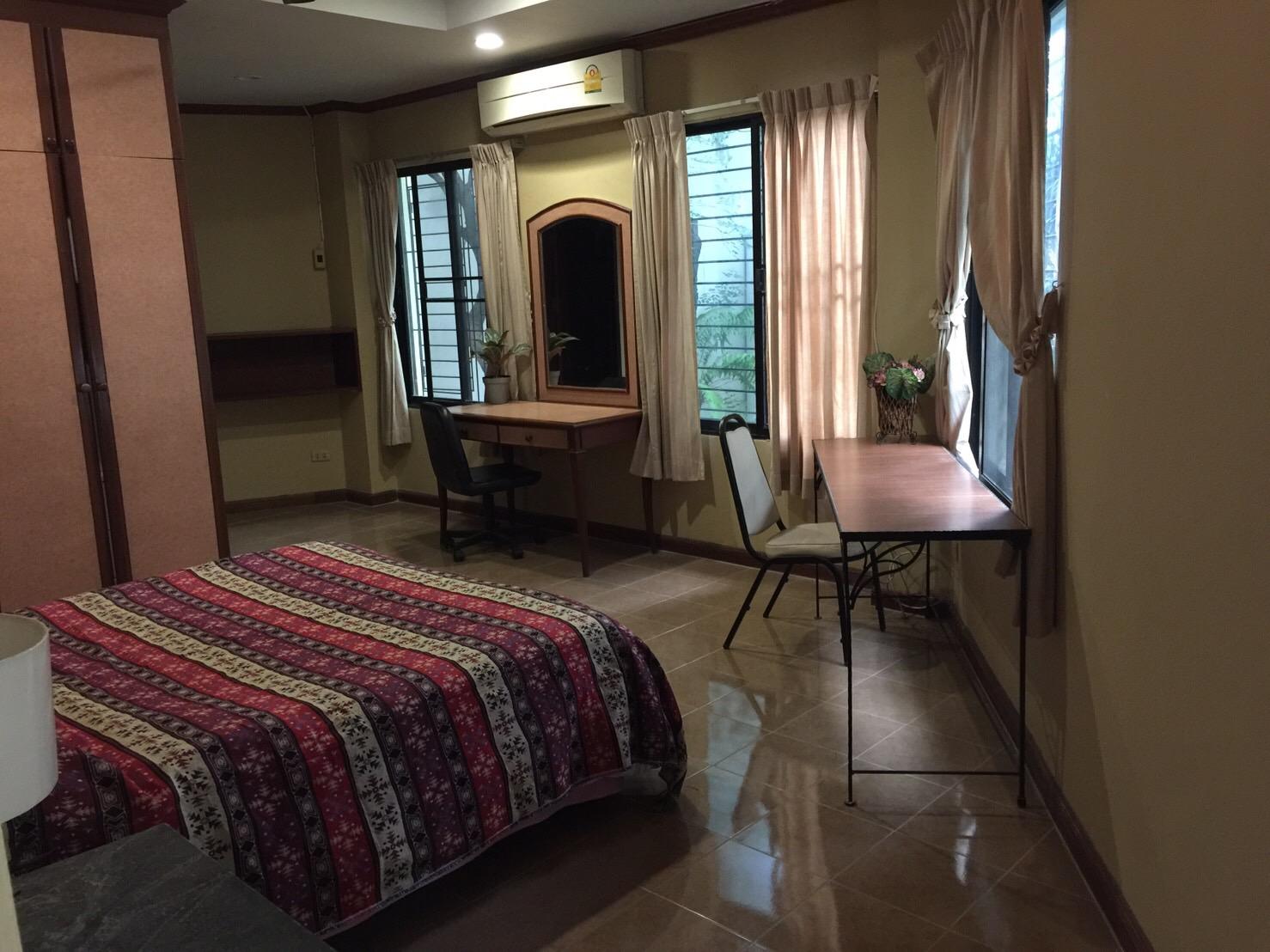 หอพักสตรี MISSY HOME(ตรงข้าม รพ.สัตว์แพทย์ ม.เกษตร)