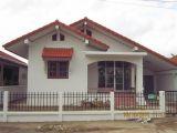 บ้านแฝดชั้นเดียวให้เช่า ในตัวเมือง ใกล้โรงพยาบาลลำพูน