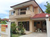 บ้านในโครงการราชพฤกษ์ บ้านโป่ง ราชบุรี