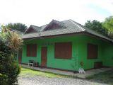 บ้านสวนต้นแก้วใบเพ็ชร (บ้านเขียว)