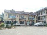 อาคารพาณิชย์ 2ชั้น 1ห้องรับแขก 2ห้องนอน 2 ห้องน้ำ