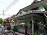 บ้านเดี่ยว 2 ชั้น หมู่บ้านกรุณาการ์เด้น  บ้านโป่ง