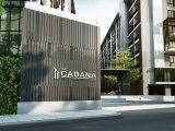 ให้เช่าคอนโด The Cabana สร้างเสร็จใหม่ ใกล้ BTS สำโรง ชั้น 7